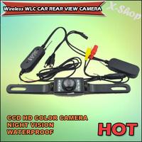 X-SHOP WLC FREE SHIPPING Wireless Reversing Camera Car RearView GPS Partner
