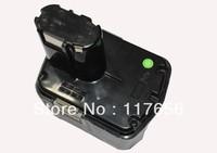 14.4V 3000mAh  NiMh Pod Style Battery for Hitachi EB1414 EB1424 EB1430H,pack of 6