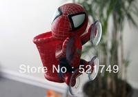 Sucker doll packbasket auto supplies car accessories interior decoration new 2013 exhaust pipe