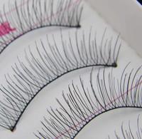Free Shipping 10 Pair Natual Long Fake False individual Eyelashes Eye Lashes Brand Makeup 217