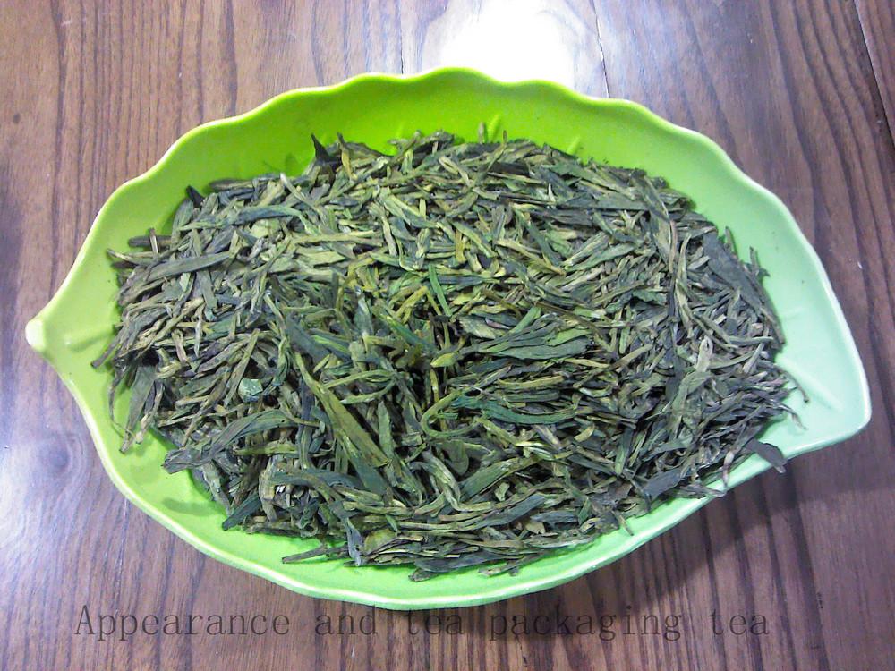 2014 new tea Zhejiang Longjing tea 100g free shipping Chinese tea!(China (Mainland))