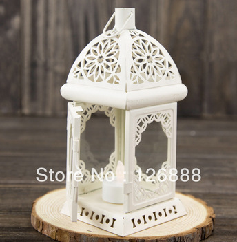 FREE SHIPPING Zakka classic floor lantern tieyi mousse decoration wedding decoration derlook 5.1