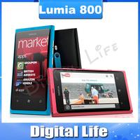 Nokia 800 Original Nokia Lumia 800  3G WIFI GPS 8MP Camera 16GB Storage Unlocked Windows Mobile Phone