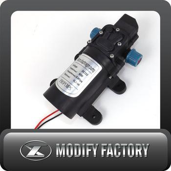12V Water Pump, 60M Lift, 0.85MPa, 0.6kg, Pressure Switch, Self-Priming