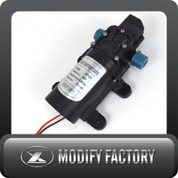 12V Water Pump, 60M Lift, 0.85MPa, 0.6kg, Pressure Switch, Self-Priming