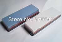 professional knife sharpening stone with silicon base, high grit double sided whetstone 400/1000