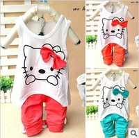 2013 Hot Girls Summer 110-130 code in child Audel Kitty Cat vestZJ008