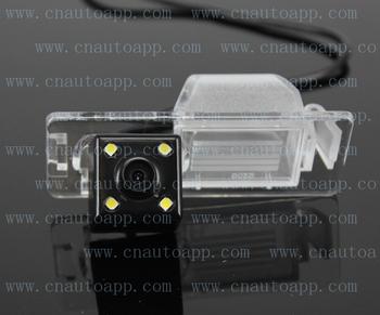 Opel Camera Car Rear View Camera With 4 LED HD CCD Camera For Opel Mokka