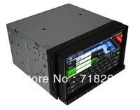 "free shipping!Window CE 6.0  7""HD touchscreen car dvd/car pc/car GPS system with DVD,GPS,3G/wifi,bluetooth,IPOD,TV,USB/SD,SWC"