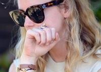 Hot sales free shipping 2014 new Designer Audrey Sunglass CL41755 fashion sunglasses women Brand sunglasses