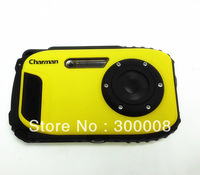 2.7'' TFT LCD 720P16MP sport digital camera under water 10meters HK post freeshipping