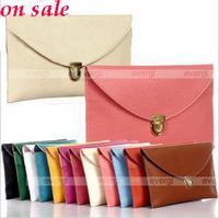 Fashion Lady Women Envelope Clutch Chain Purse Handbag Shoulder Tide Tote Bag A4