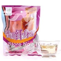 2013 health care puer jasmine tea dried herb cosmetic beauty thefragrance flower pu er herbal lose weight products 10PCS / bag