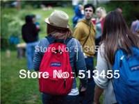 Wholesale free shipping JAN SPORT  T501  Super Break waterproof Backpack School Shoulder Sports book Bag large size  multicolor