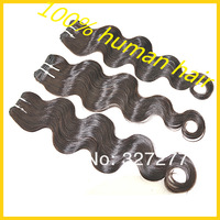 Wholesale Cheap Queen Hair Weft 4pcs/lot Brazilian Or Malaysia Hair Body Wave Weave,Human Wavy Hair Extension Free Shipping