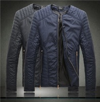 New Arrival Top Design spring slim men's clothing jacket male casual outerwear male thin jacket