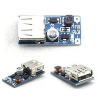 New Design 1* 0.9-5V to 5V DC-DC Converter Step Up Module USB Charger AB