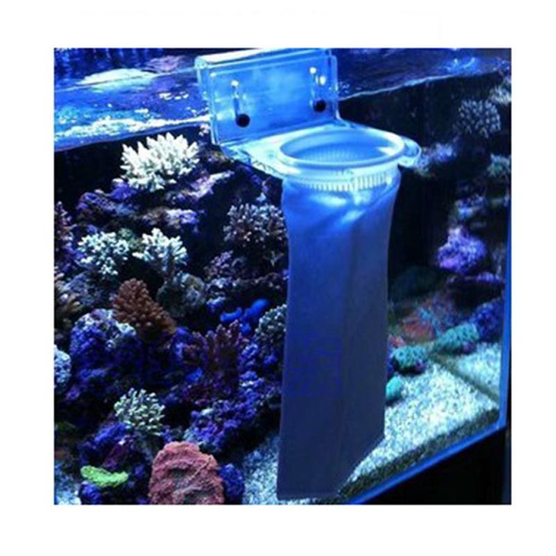 """Practical 4"""" x 15"""" Aquarium Sump Micron Felt Pre Filter Sock Bag #5256"""