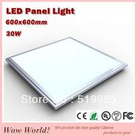 Top quality fashion design panel lights LED 600*600mm, 30W, 2700LM, AC85~265V/DC12V/DC24V input, CE ROHS PSE