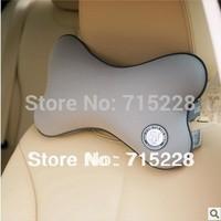 Gigi car headrest neck pillow car cushion car memory cotton bone pillow auto supplies
