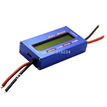 Free Shipping Digital 60V 100A Watt Meter Battery Balance Voltage Power Current Tester Meter Multimeter