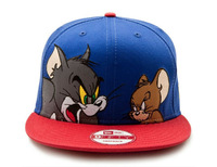 Free Shipping Top Selling Tom Jerry Cartoon Cute Snapback hats Strapback hat Snap back caps Baseball cap basketball hat hiphop