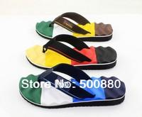 free summer beach Men's casual flip flops summer flip flop beach flip flop 3colors availabl