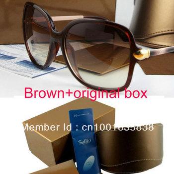 Free shipping Fashion Sunglasses of women sun glasses UV 400 sunglasses classic high-quality 100% - polarized sunglasses 1Pcs