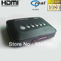 Full Hd 1080P Media Player RMVB RM H.264 MKV AVI VOB Hdd Player HDMI Output