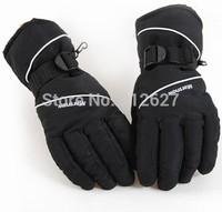 2014 Snowboard gloves Professional Men Women Ski gloves Outdoor Waterproof Windproof Winter thermal Snowboard Skiing gloves