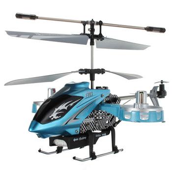 Аватар новая версия F103 4CH ик 2.4 ГГц пульт дистанционного управления мини металла гироскопа RTF 4 источник вертолет из светодиодов гироскопа синий игрушки бесплатная доставка