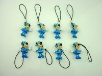 2014 New Arrive Figures Chain 3cm 10pcs/set