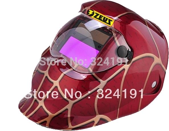 free shipping Auto darkening Welding HELMETS, Lowest price cheaper welding face shields(China (Mainland))