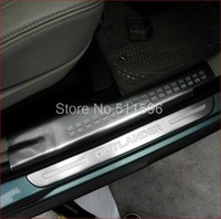 Fit for 2007-2012 Mitsubishi Outlander High Quality Stainless Steel Scuff Plate Door Sill