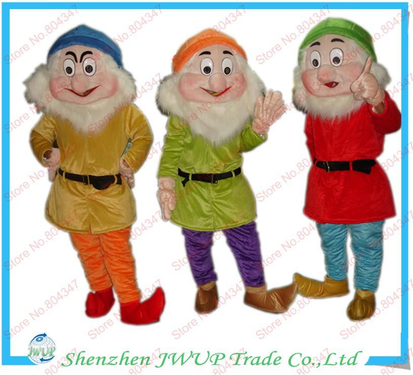 7 dwarfs costumes images cartoon