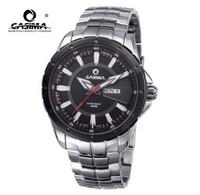 2014 Sale Hardlex Quartz Hot Casima Luminous Waterproof Sports Watch Fashion Stainless Steel Strap Male Table Men Wristwatches