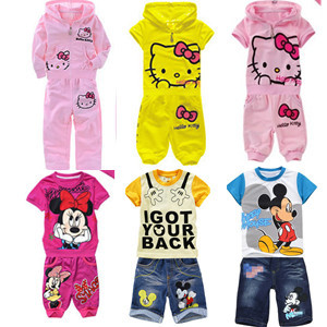 New arrival fashion cute hello kitty children cl
