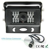 Reliable IP69K Waterproof 28pcs IR Light backup camera