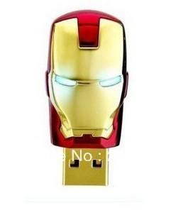 newsing 2013 dhl free shipping USB 2.0  64GB(4gb) High Speed Swivel Flash Memory Drive Gold 100pcs/lot
