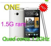 2013 April new model 4.7inch screen quad core processor Customized smart phone one m7 phone 3G wifi