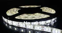 New Nature White 12V SMD 5630 led flexible strip Light 5m 300leds Waterproof IP65/Non-waterproof IP33