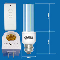 Remote control / timing prevent HFMD UV germicidal lamp light disinfection sterilization lamps for household medical