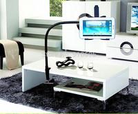 Flexible Gooseneck Car / Desktop Tablet PC Mount Holder Stand Cradle Universal for ipad 2 3 4 for Samsung galaxy tab 3 Tab 4