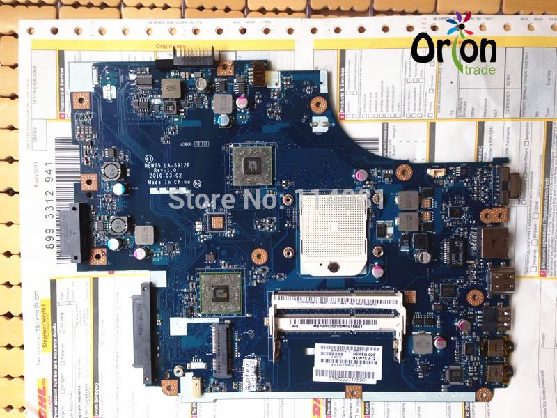 Для acer 5551 5551G MBBL002001 ЛА-5912P материнская плата Профессиональная Оптовая Бесплатная доставка куплю маз 5551 5549 в украине