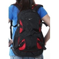 Korean version of the large-capacity backpack schoolbag travel waterproof casual canvas shoulder computer bag