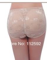 boyshort 60pcs/lot Booty Enhancer Cottom Padded Shapeboor Panty Buttock Shape Panties Padded Butt Enhancer Botty Pop