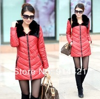 STOCK!Low processing! women's jackets and coats/down coat long jackests for women/women's winter jacket big size