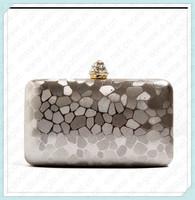 women leather designer handbags stone texture PU fashion evening clutch black bag high quality in the hot 2018-1