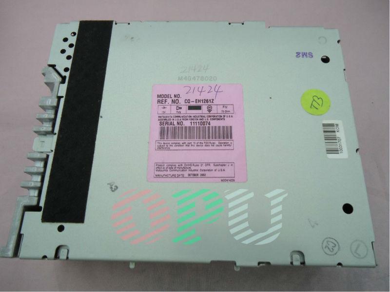 Автомобильный CD-плеер Matsushita 6 CD cq/eh1261z & 2003 cd