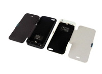 4200mAh External Backup Battery Charger Case For Iphone 5,  Power pack stand for Iphone 5